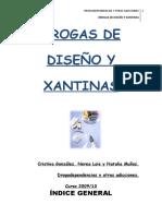 TRABAJO DROGAS DE DISEÑO Y XANTINAS.doc