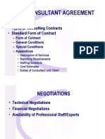 Client Consultant Agreement