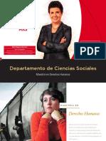Maestria en derechos humanos iBERO PUEBLA