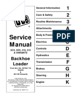 JCB 2CX, 2DX BACKHOE LOADER Service Repair Manual SN:657001 to 763230.pdf