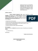 SOLICITO EL DESGLOSE DE LOS DOCUMENTOS PRESENTADO ANTE INDECOPI.docx