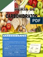 isomeria de carbohidratos