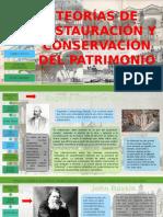 306213075 2 Teorias de Restauracion y Conservacion Del Patrimonio