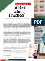 Dec09 Eight Best Teaching Practices