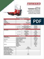Forward Rx11x44 Hdd