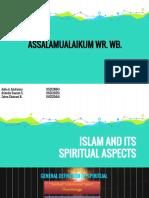 Islam Rahmatan - Ppt