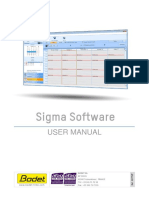 607752F User Manual Sigma Software