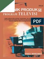 Teknik Produksi Program Tv
