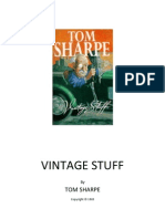 Vintage Stuff -Tom Sharpe
