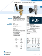 Accessories for Pressure Gauges