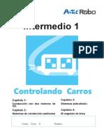 Curso Studino Art Tec Robota Intermedios - Controlling Motor Cars