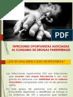 INFECIONES OPORTUNISTAS