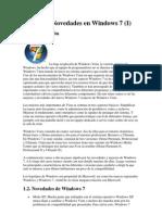 Unidad 1. Novedades en Windows 7