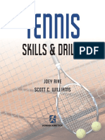 Joey Rive_ Scott Williams-Tennis Skills & Drills-Human Kinetics (2012)
