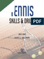 Joey Rive_ Scott Williams-Tennis Skills & Drills-Human Kinetics (2012)