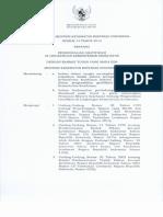 Permenkes 14 2014 Ttg Pengendalian Gratifikasi Di Lingkungan Kemenkes