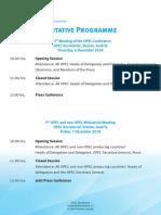 175th OPEC Meeting and 5th OPEC NonOPEC Programme (1)