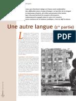 Dossier Une Autre Langue 1 - Memoires n35-36 - Mars 2007[1]