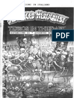 TerrorInTheDark RuleBook ITA
