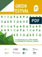 Green Festival Catalog