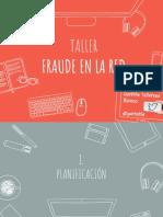 Taller Fraude en La Red