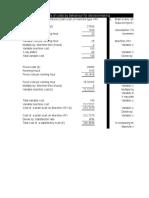 Javier Danna Assignment 2.3 &3.5