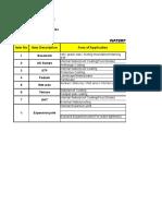 Fosroc Waterproofing B2R-BOQ(Revised 24th)