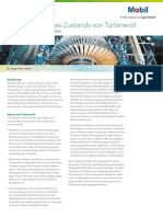 Ueberwachung Des Zustandes Von Turbinenoel RZ06