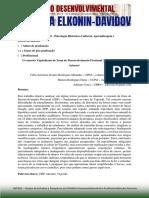 ZDP - Coloquio Ensino Desenvolvimental 2018 Versão Final