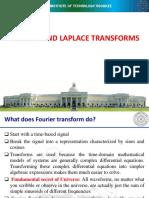 Laplace Fourier New