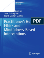 Practitioner 39 s Guide to Ethics and Mindfulness-Based Interventions Mindfulness in Behavioral Health