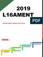 SOSIALISASI DKC 2019