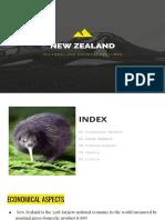 New Zealand - Seminário Unit 3