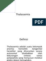 thalasemi