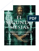 Christopher Knight Robert Lomas - El Segundo Mesias
