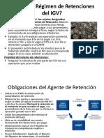 Régimen de Retenciones del  IGV (Perú)