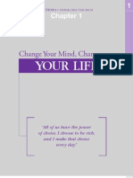 Chapter 1 - Change Your Mind, Change Your Life
