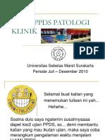 50779887-Ujian-Ppds-Patologi-Klinik.ppt