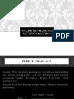 (BARU) analisis profitabilitas ROA.pptx