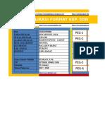 Aplikasi Format Excel Administrasi Kepegawain Guru Dan Kepala Sekolah