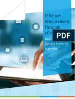 Efficient Procurement Through E-catalog - India Procurement