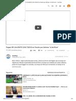 Pagani RE CALIENTE CON TODOS en Pasión Por Felicitar _al de River_ - YouTube
