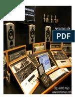 Seminario Sobre Mastering Stereo