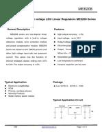 TK6A65D Datasheet en 20131101