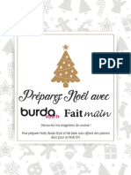 Tutos de Noel Burdastyle Faitmain