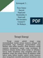 Terapi Energi Kel 5