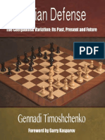 Sicilian Defense_ the Chelyabin - Gennadi Timoshchenko