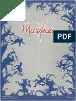 Malefices - Boîte de Base (Jeu de rôle)