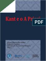 KANT- Kant e o a Priori