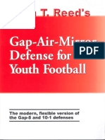 Gap-Air-Mirror Defense for Youth Football